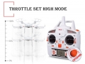 MJX-X101-quadcopter-with-gradual-flight-speed-adjusment