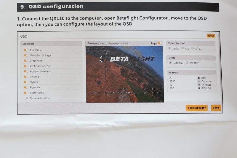 Eachine QX110 VTail quadcopter review   First Quadcopter