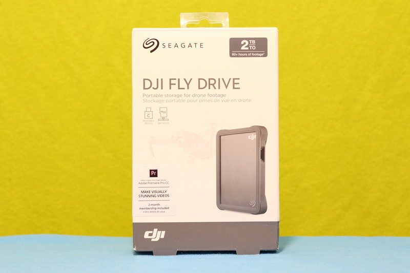 Seagate DJI Fly Drive review: 2TB for drone footage ...