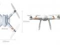 Skyartec-Free-X-quadcopter-size