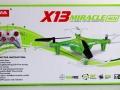 Syma-X13-quadcopter-green