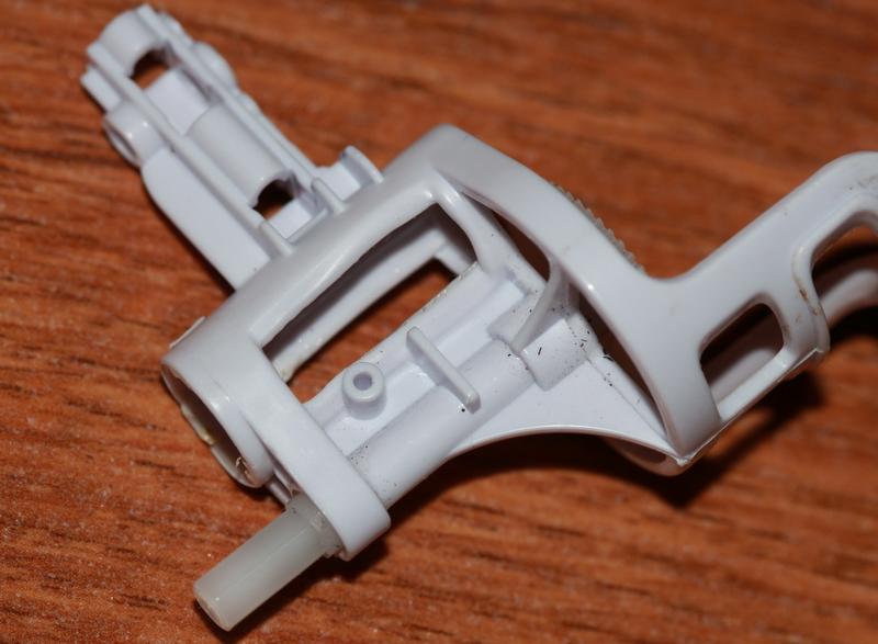 Syma-X5C-melted-motor-base