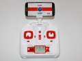 Syma-X8W-remote-controller-with-smartphone