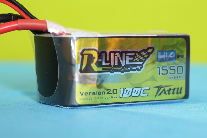 Tattu R Line Hv 1550mah 100c Review Longer Flights
