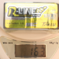 Tattu-R-Line-4s-LiPo-95C-1300mAh-weight