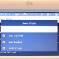 FiMI_A3_settings_smart_flight