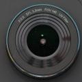 Xiaomi_Mijia_Mini_4K_closeup_lens