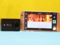 Xiaomi-Yi-2-remote-control-with-Samsung-S7