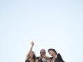 Yuneec-Breeze-group-selfie