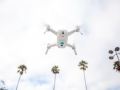 Yuneec-Breeze-test-flight