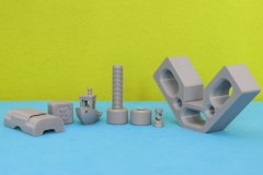 Artillery3D_Hornet_Print_Samples