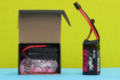 CNHL-Black-3s-1300mah-unboxing