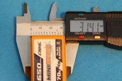 CNHL-MiniStar-4s-650mah-size