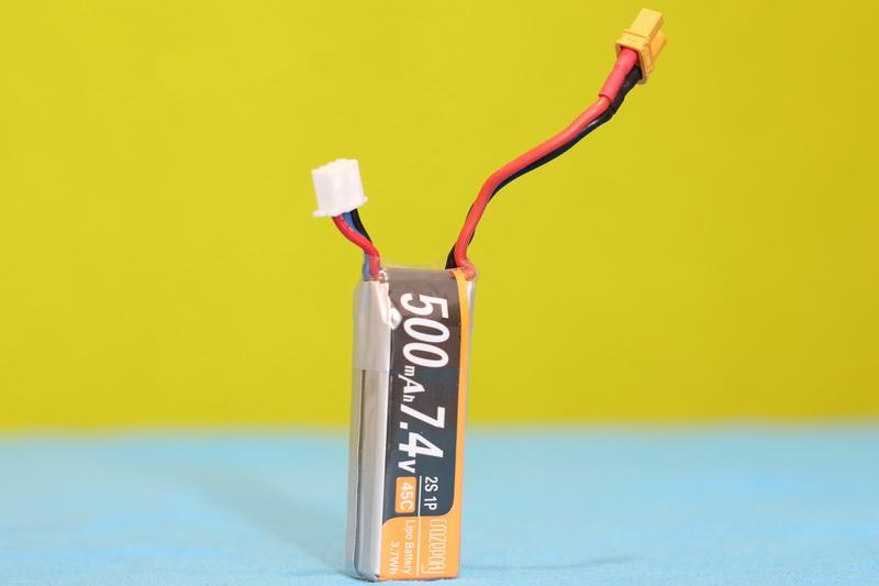 Crazepony_2s_500mAh_cables