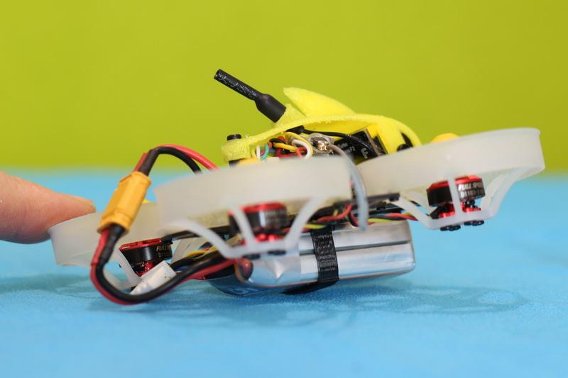 Crazepony_2s_500mAh_drone_fit