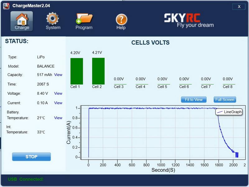 Crazepony_2s_500mAh_test_charging_current