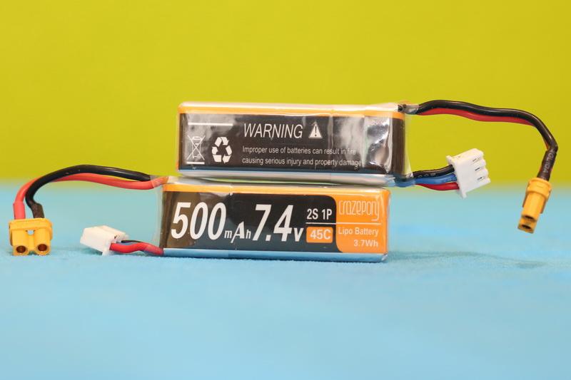 Crazepony_500mAh_2S_LIPO_Battery