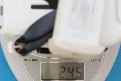 FIMI_MINI_Pro_battery_weight_total_245g