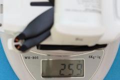 FIMI_MINI_Standard_battery_weight_total_259g