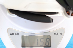 FIMI_X8_MINI_weight_without_battery_158gr