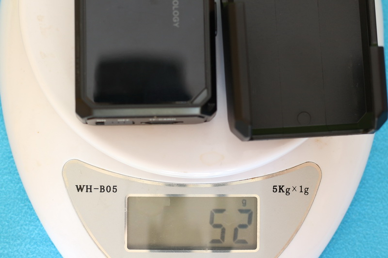 FXT_DVR_weight_with_clip_52g