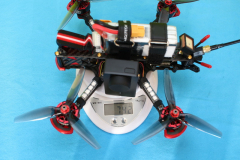 HGLRC_Sector_5_V3_weight_with_battery_and_gopro