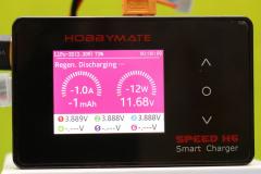 HOBBYMATE_Speed_H6_task_Regenerative_charging