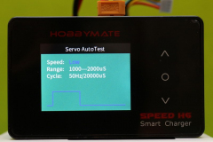 HOBBYMATE_Speed_H6_task_servo_auto_test