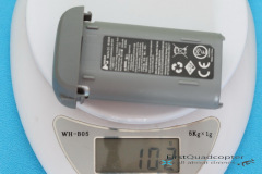 Hubsan_Zino_MINI_Pro_weight_of_battery_102gram
