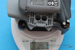 Hubsan_Zino_MINI_Pro_weight_with_cover_253grams
