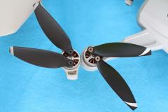JJRC_X16_vs_Mavic_Mini_propeller