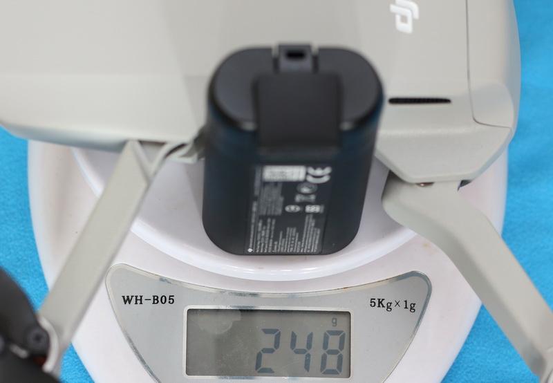 Mavic_Mini_weight_249grams