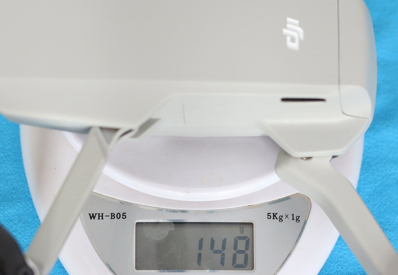 Mavic_Mini_weight_without_battery