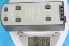 MJX_B19_Pro_weight_of_battery