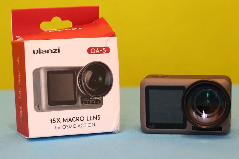 Ulanzi_OA-5_15X_macro_lens_for_Osmo_Action