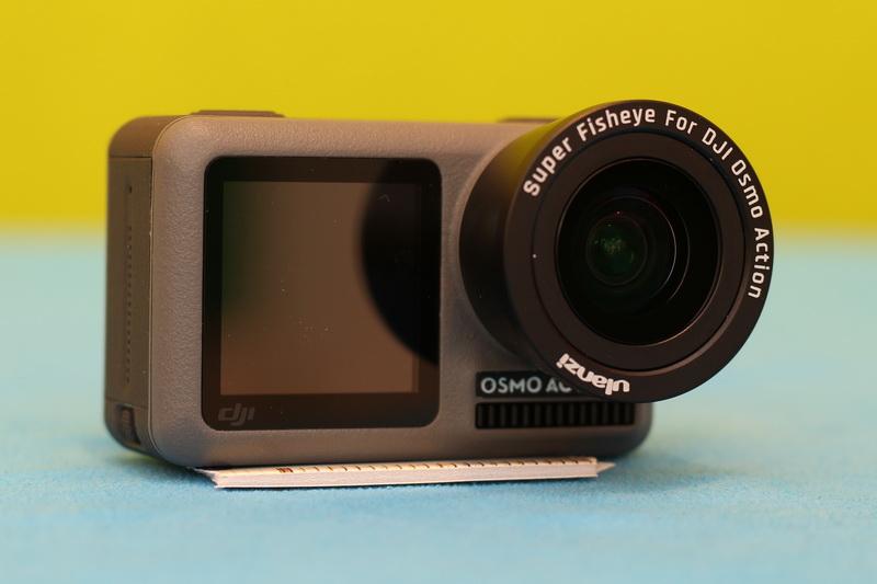 Ulanzi_OA-6_Fisheye_lens_Osmo_Action
