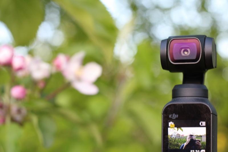 DJI_Osmo_Pocket_palmsized_stablized_4k_camera