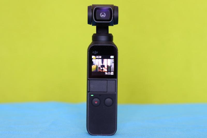DJI_Osmo_Pocket_selfie_mode