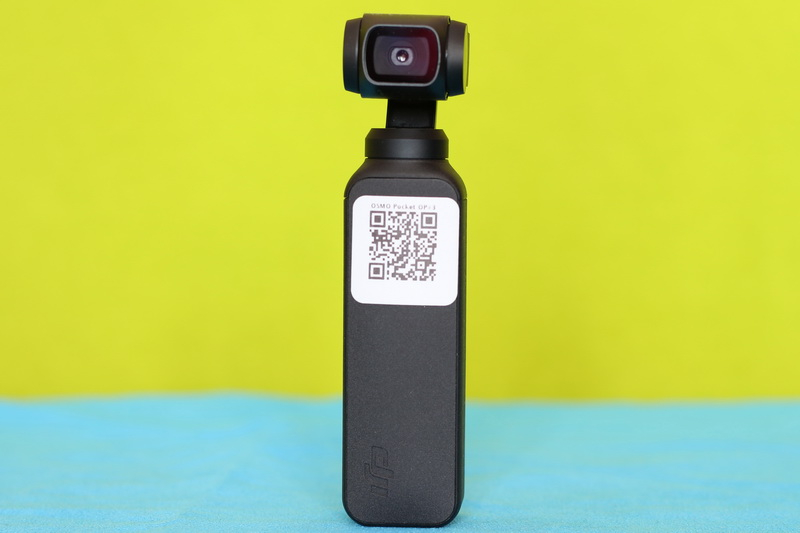 DJI_Osmo_Pocket_view_front