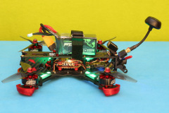 Ovonic-4S-1300mAh-100C-HGLRC-Sector-5-drone-test