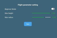 SG906_PRO2_HFun_Pro_flight_parameter_settings