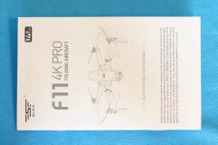 SJRC-F11-4K-Pro-user-manual