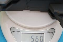 SJRC-F11-4K-Pro-weight-560-grams