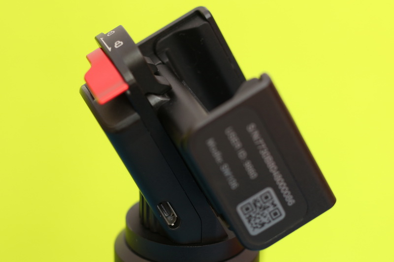 ZHIYUN_SMOOTH-Q2_phone_charging_micro_USB_socket