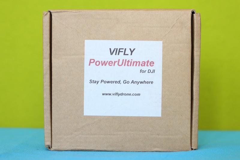 VIFLY_PowerUltimate_DJI_Charger_box