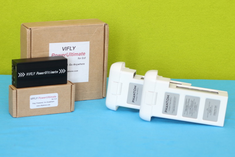 VIFLY_PowerUltimate_DJI_battery_Charger