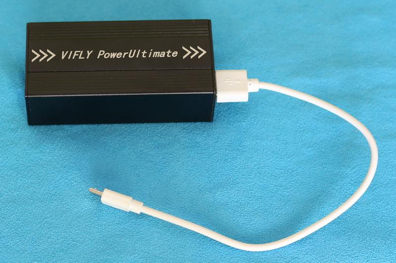 VIFLY_PowerUltimate_USB_charging