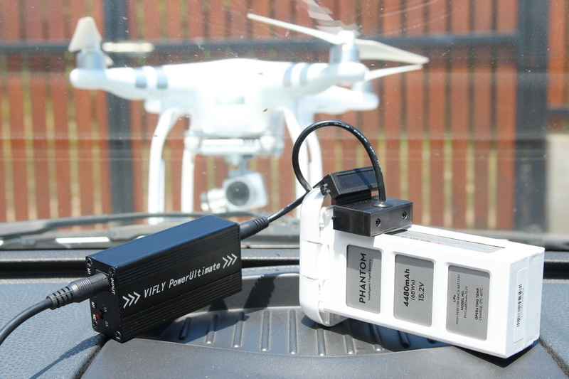 VIFLY_PowerUltimate_field_Charger