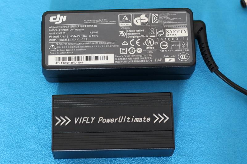 VIFLY_PowerUltimate_vs_stock_USB_charger