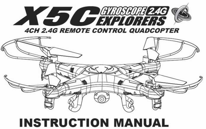 quadcopter downloads first quadcopter Robotics Wiring-Diagram x5c user manual